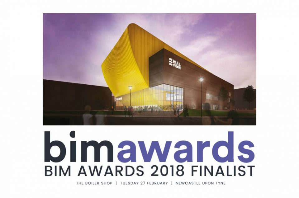 AFL Architects shortlisted in the BIM Awards - Doing IT: Architecture