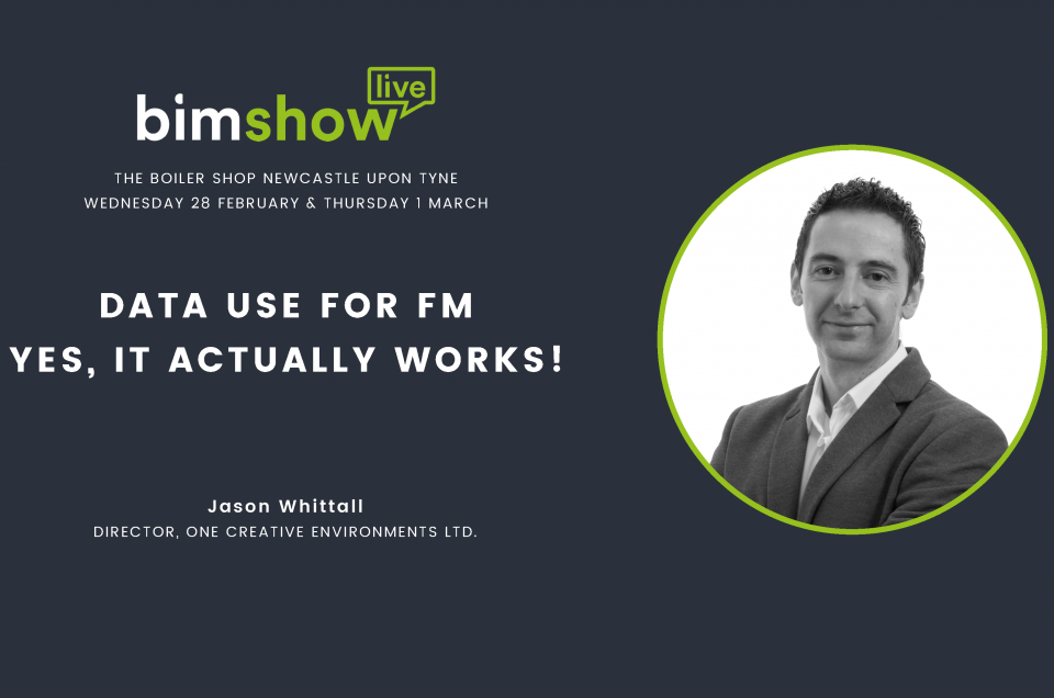BIM Show Live speaks with Jason Whittall