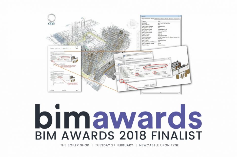 Jason Whittall shortlisted for BIM Awards 2018