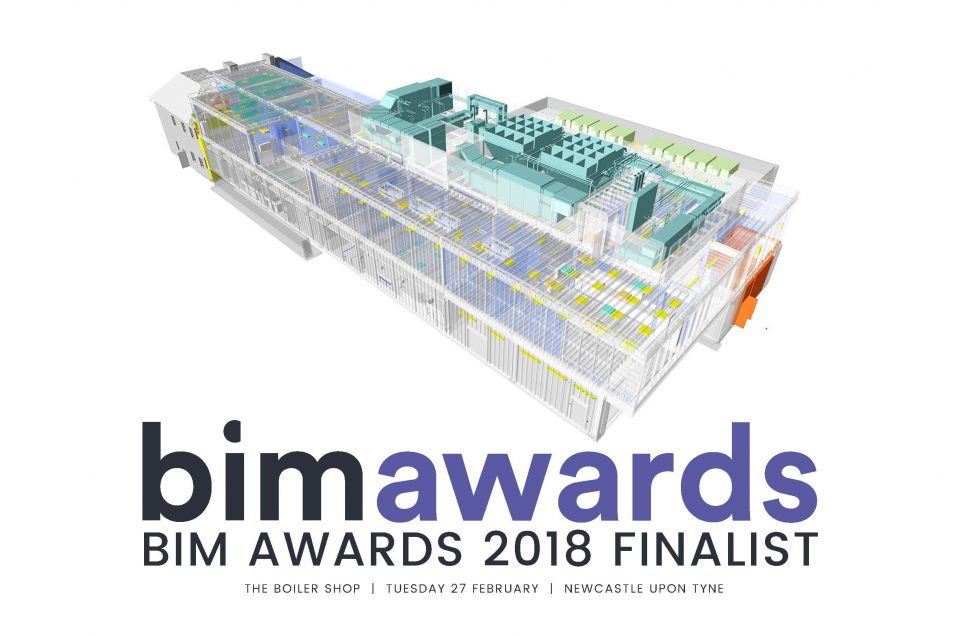 Bryden Wood shortlisted for BIM Awards 2018
