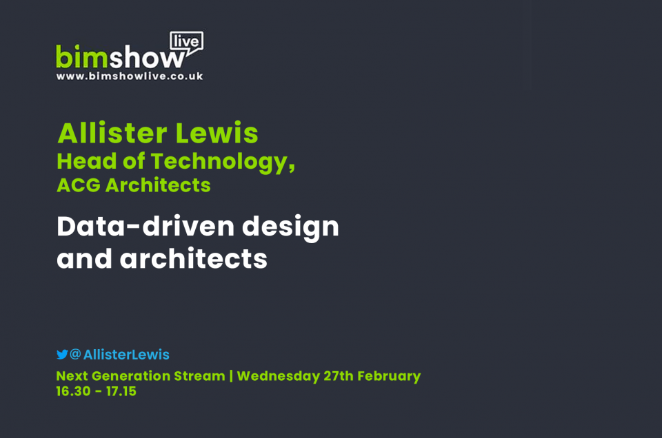 A critical investigation into data-driven design and the future of the Architect in the UK