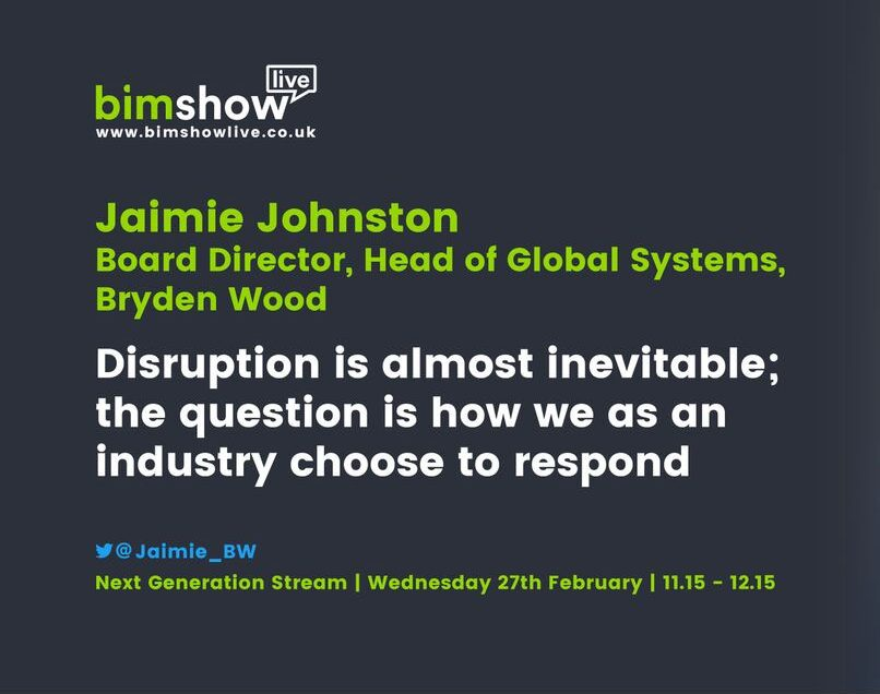 Disruption is almost inevitable