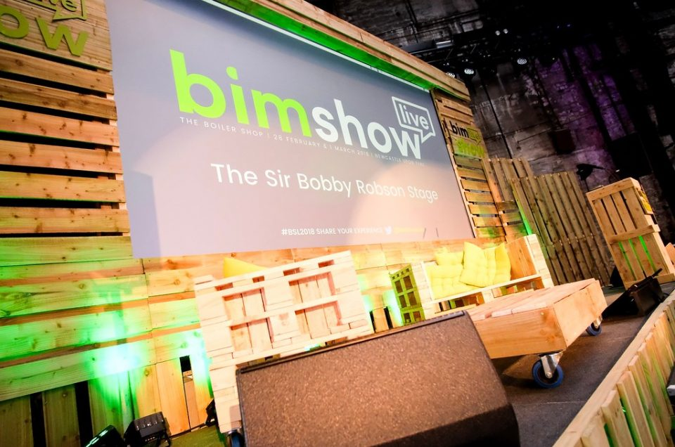 Your top 5 for BIM Show Live