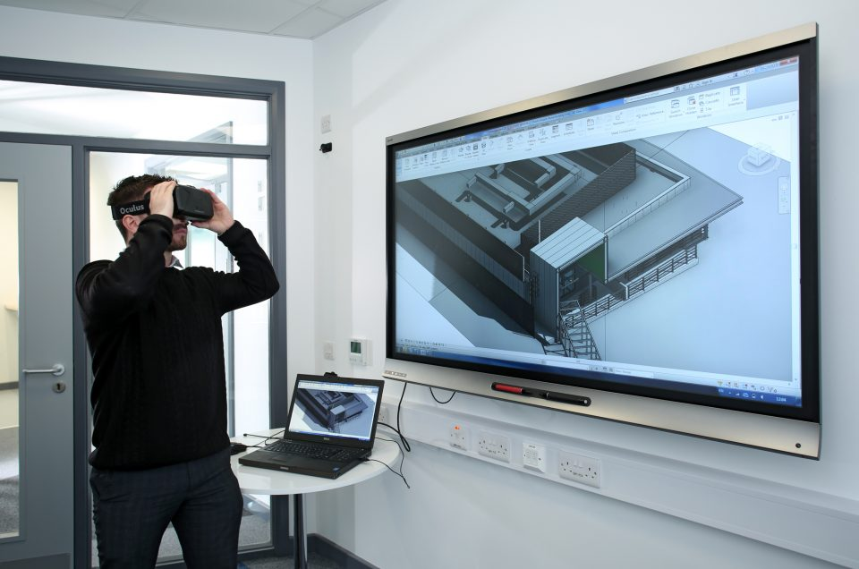BIM Contractor of the Year finalist – The McAvoy Group
