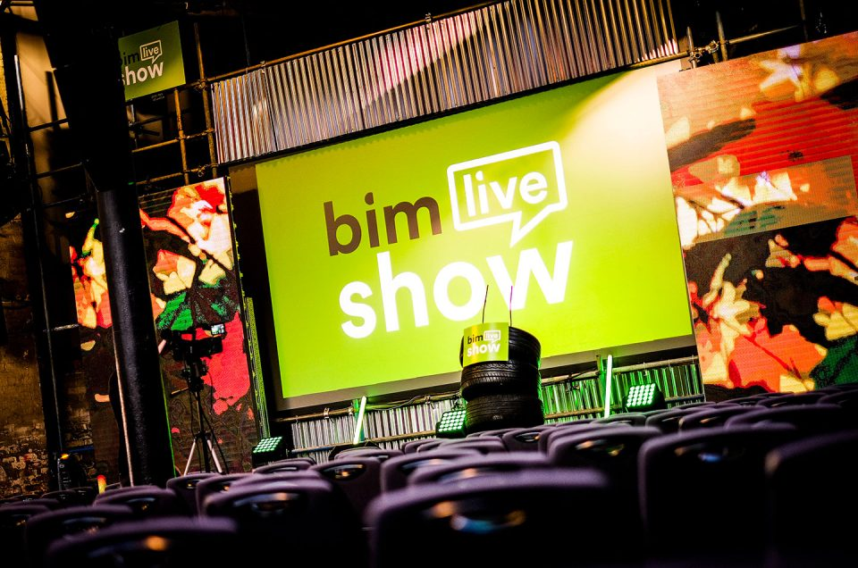 BIM Show Live 2020 LAUNCHED